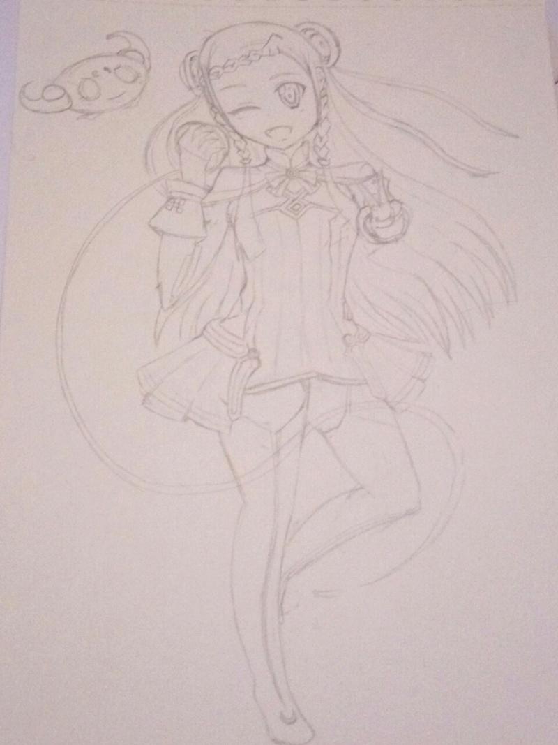 Fan Art, Test by Yukina. Img_2014