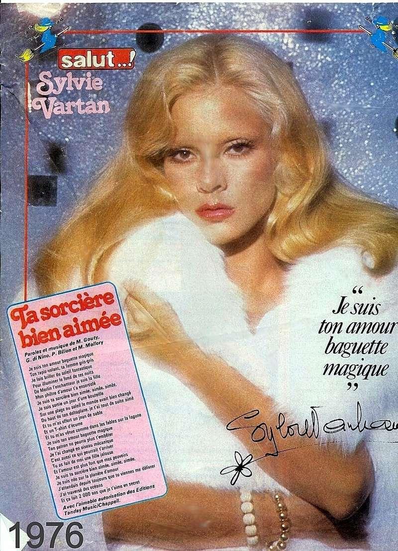 "Discographie N° 65 ""TA SORCIERE BIEN AIMEE"" - Page 2 1976_110"