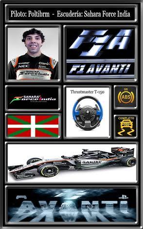 SAHARA FORCE INDIA F1 AVANTI Lice3n11