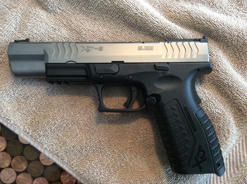 SOLD: XDm 5.25 bi-tone competition 9mm AMAZING PRICE LIKE NEW Img_0310