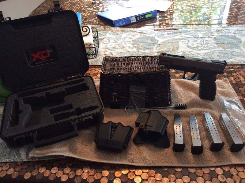 SOLD: XDm 5.25 bi-tone competition 9mm AMAZING PRICE LIKE NEW Img_0311