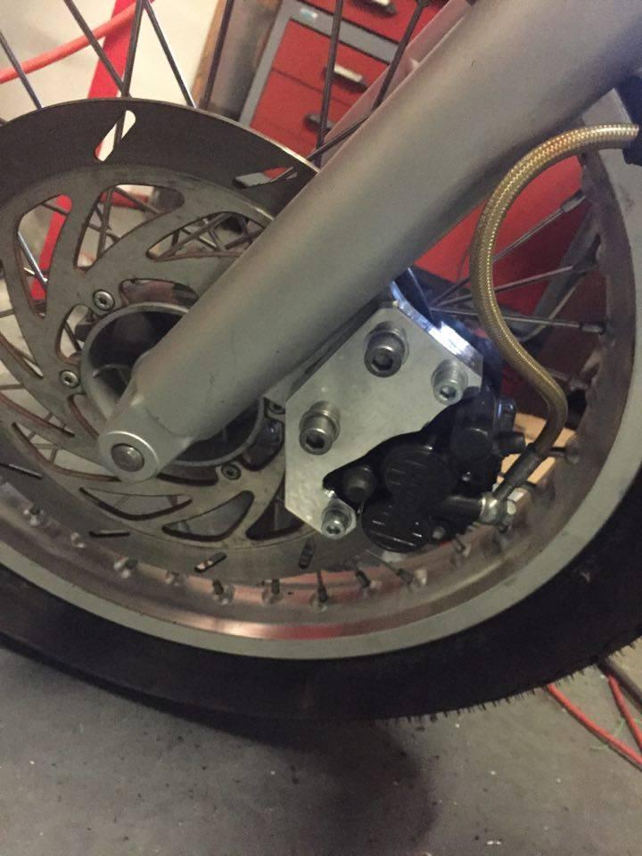 Aprilia rotax flat track 15879110