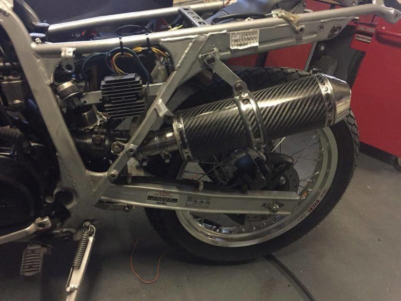 Aprilia rotax flat track 15879310