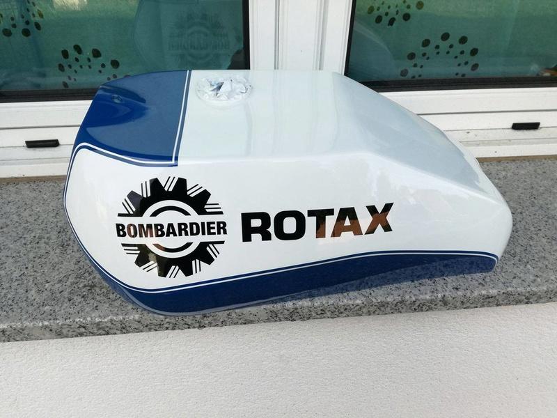 Aprilia rotax flat track 17036510