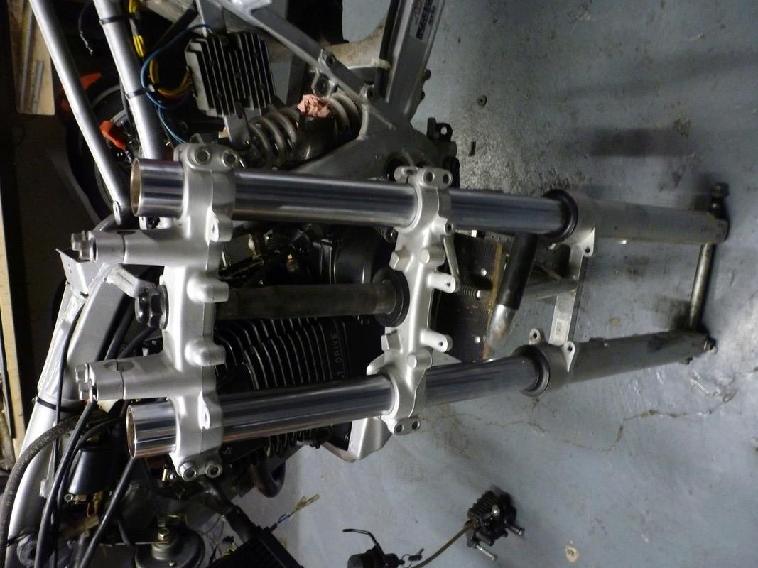 Aprilia rotax flat track P1040912