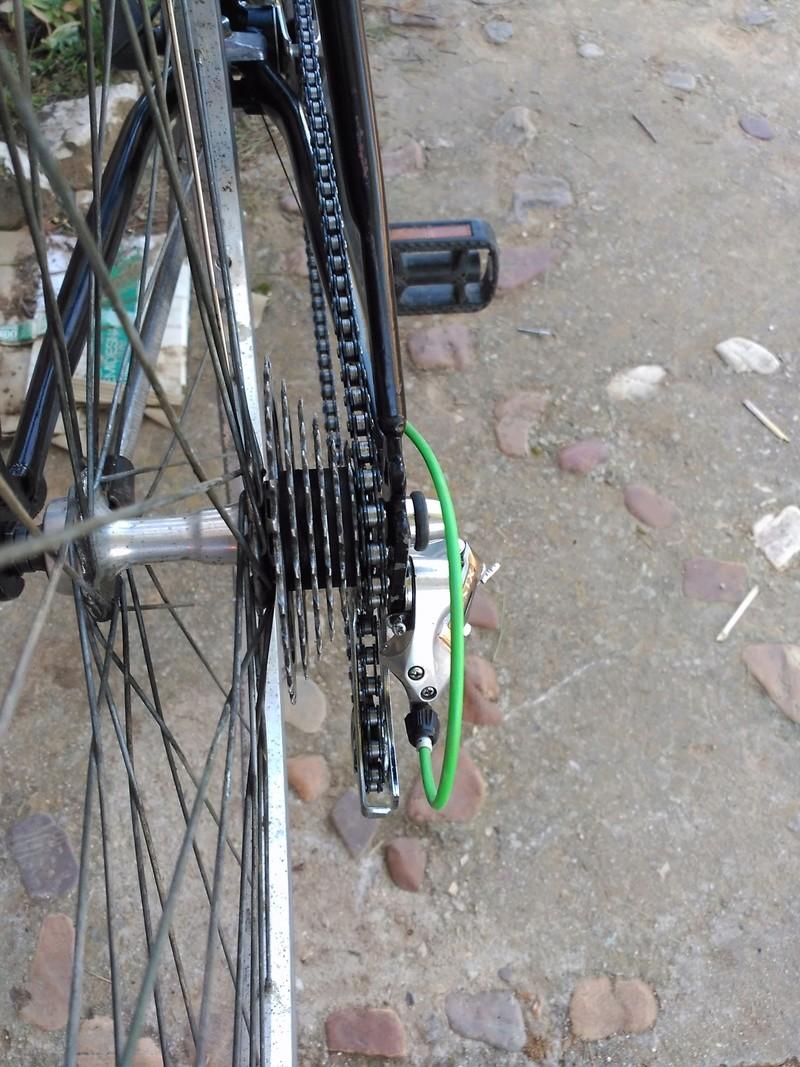 Montaje de mi primera bici eléctrica-  parte ciclo: centrar rueda Img_2014