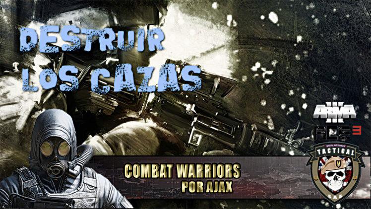 COMBAT WARRIORS 06/05/2017 18:00h Combat10