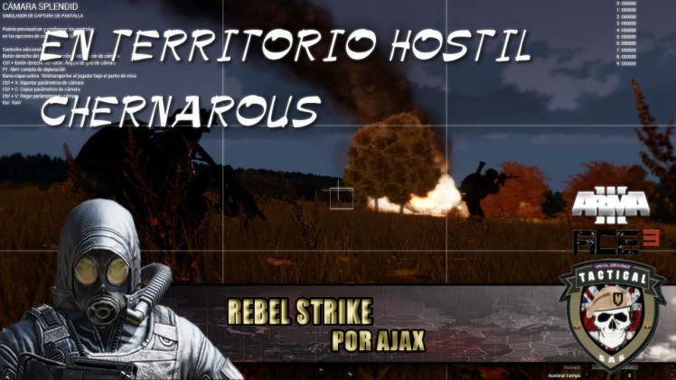 REBEL STRIKE Sabado 20/05/2017 18:00 Rebels10
