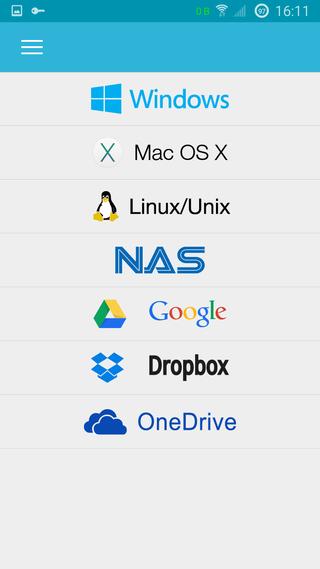 File Explorer : Explorer MacOS à partir d'un android ROOT simplement. Seilec11
