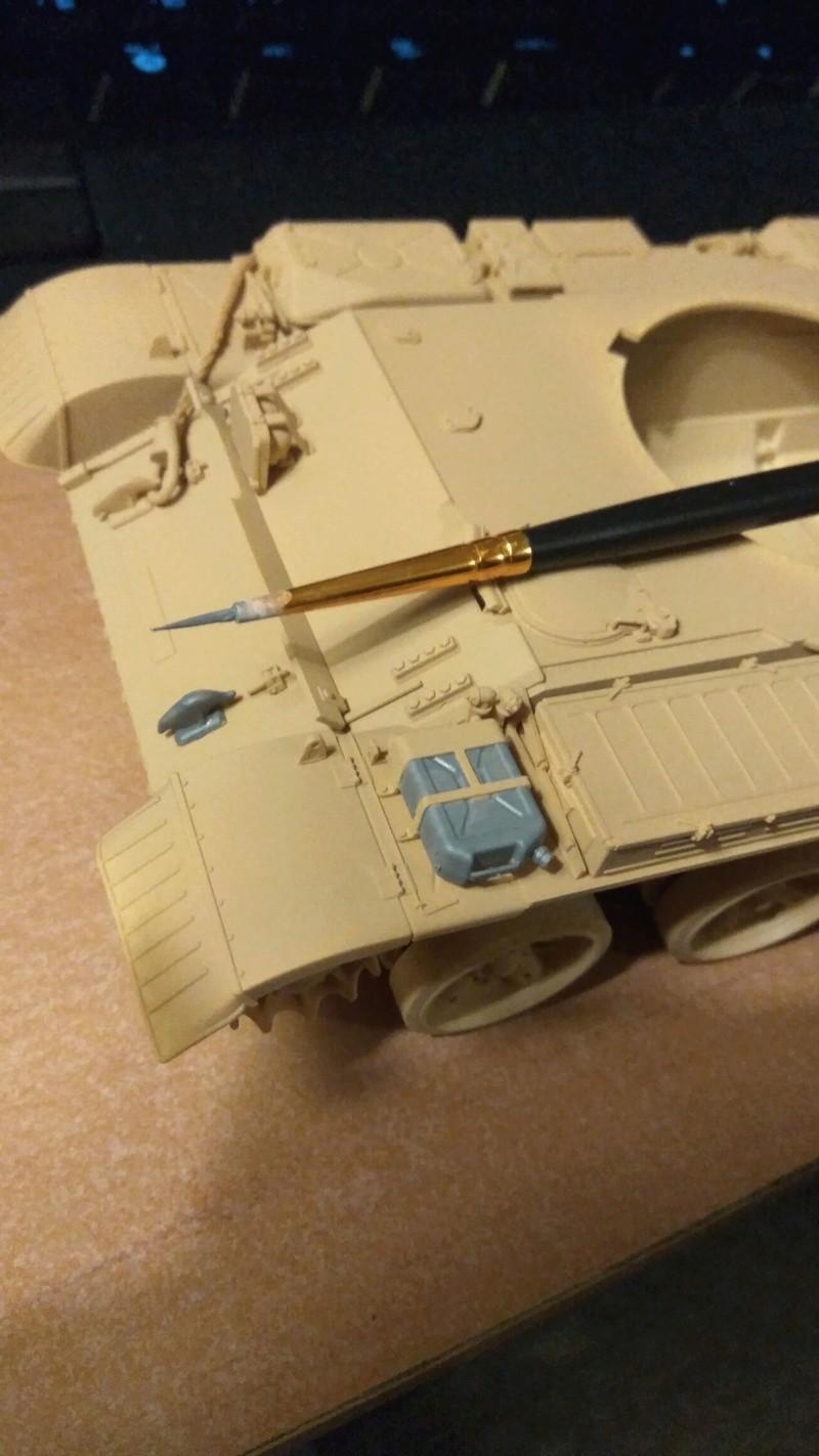 Тиран 5 (Тамия) Третья моя модель 1_iaez10
