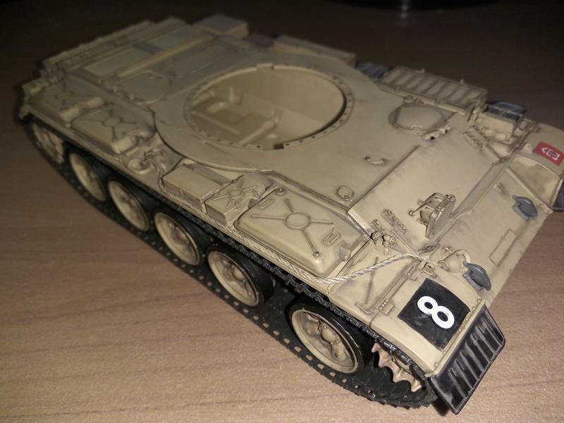 Тиран 5 (Тамия) Третья моя модель 3_iaez10