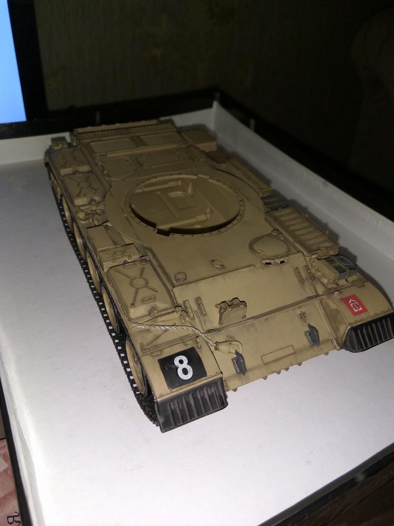 Тиран 5 (Тамия) Третья моя модель 4_iaez10