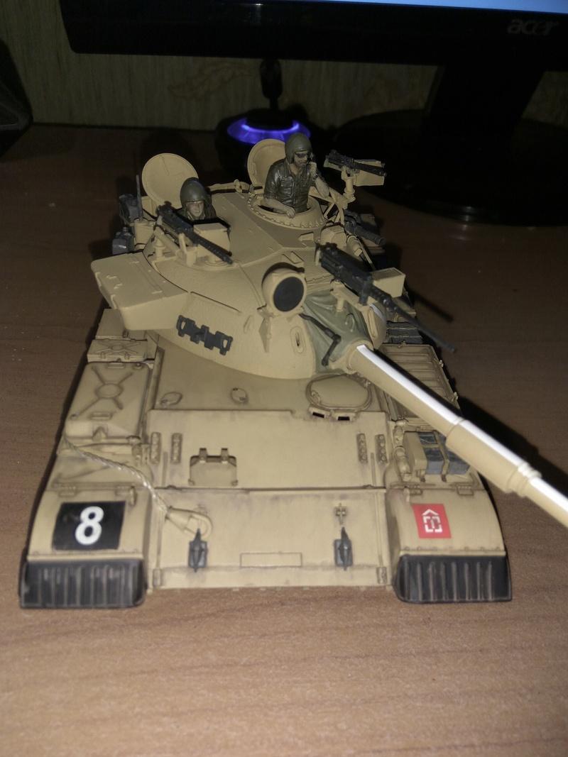 Тиран 5 (Тамия) Третья моя модель 5_iaez10