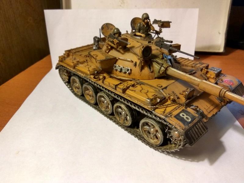 Тиран 5 (Тамия) Третья моя модель 6_iaez10