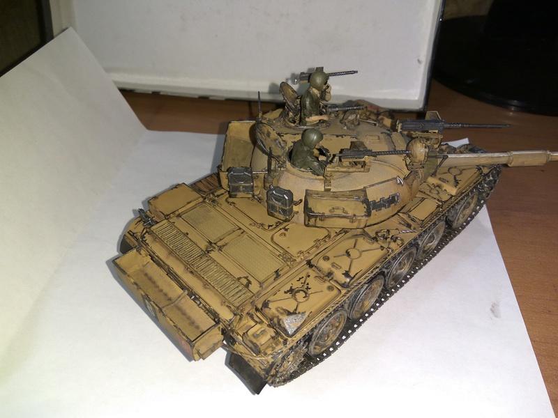 Тиран 5 (Тамия) Третья моя модель 7_iaez10
