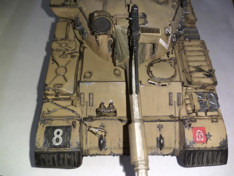 Тиран 5 (Тамия) Третья моя модель 9_iaez10