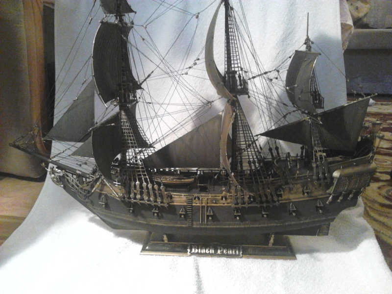 Тиран 5 (Тамия) Третья моя модель Dsc_0111