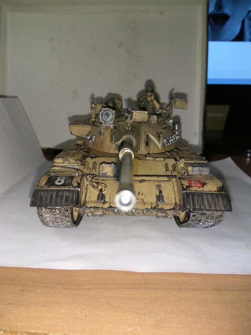 Тиран 5 (Тамия) Третья моя модель Img_2010
