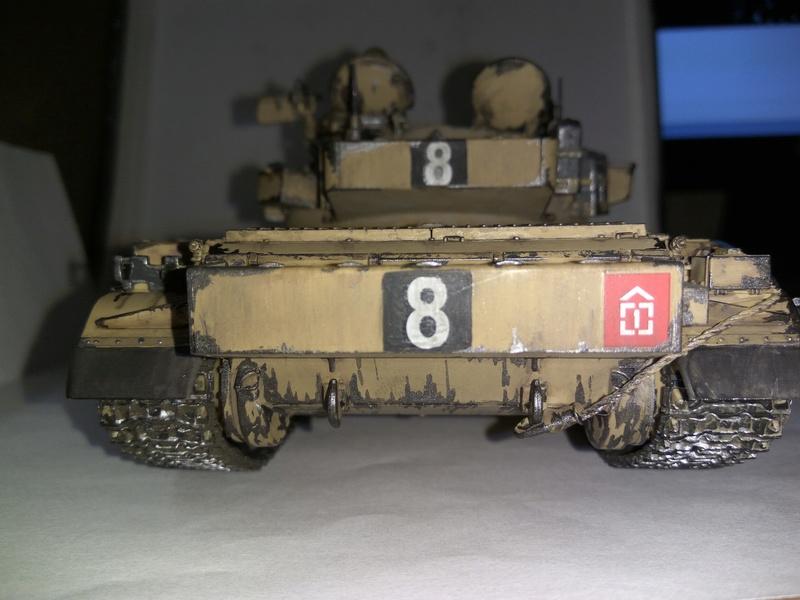 Тиран 5 (Тамия) Третья моя модель Img_2014