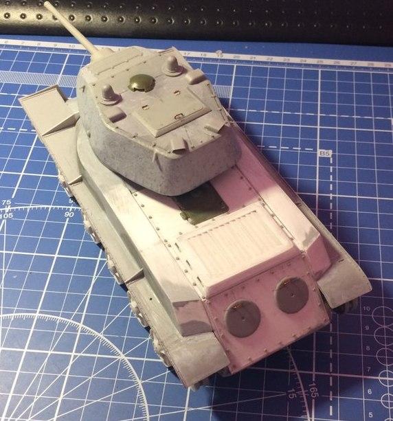 КВ-13 средний танк 3nq4ei11
