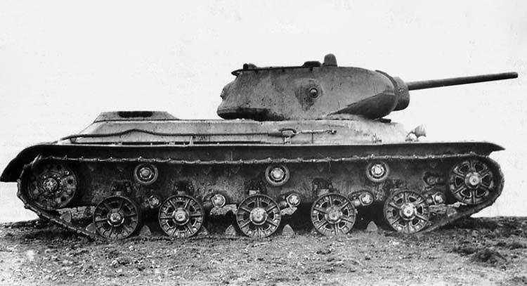 КВ-13 средний танк Kv13_410