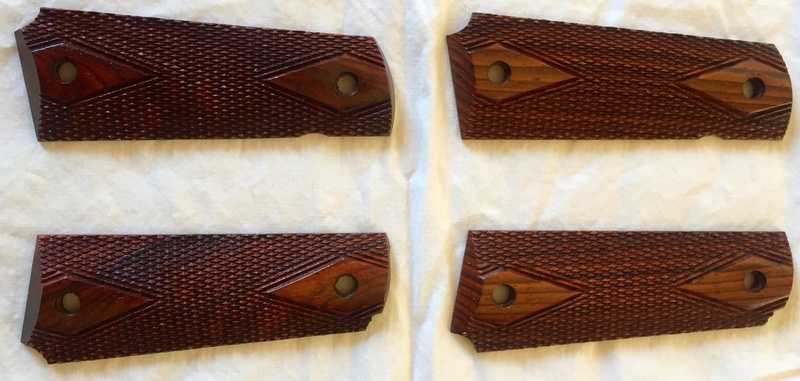 WTS:  1911 Rosewood Grips - SOLD Img_0211