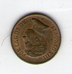 1 céntimo Alfonso XIII 1906 *6 SIV 1_cent10