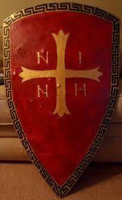 Symbole bouclier byzantin Index10