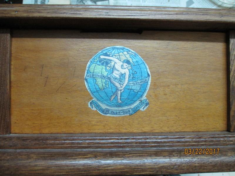 Восстановление логотипа (эмблемы) завода изготовителя Img_3711