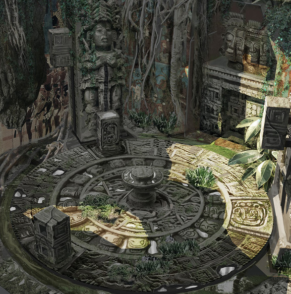 El Despertar de los elementos  - Torre 1 Salita10