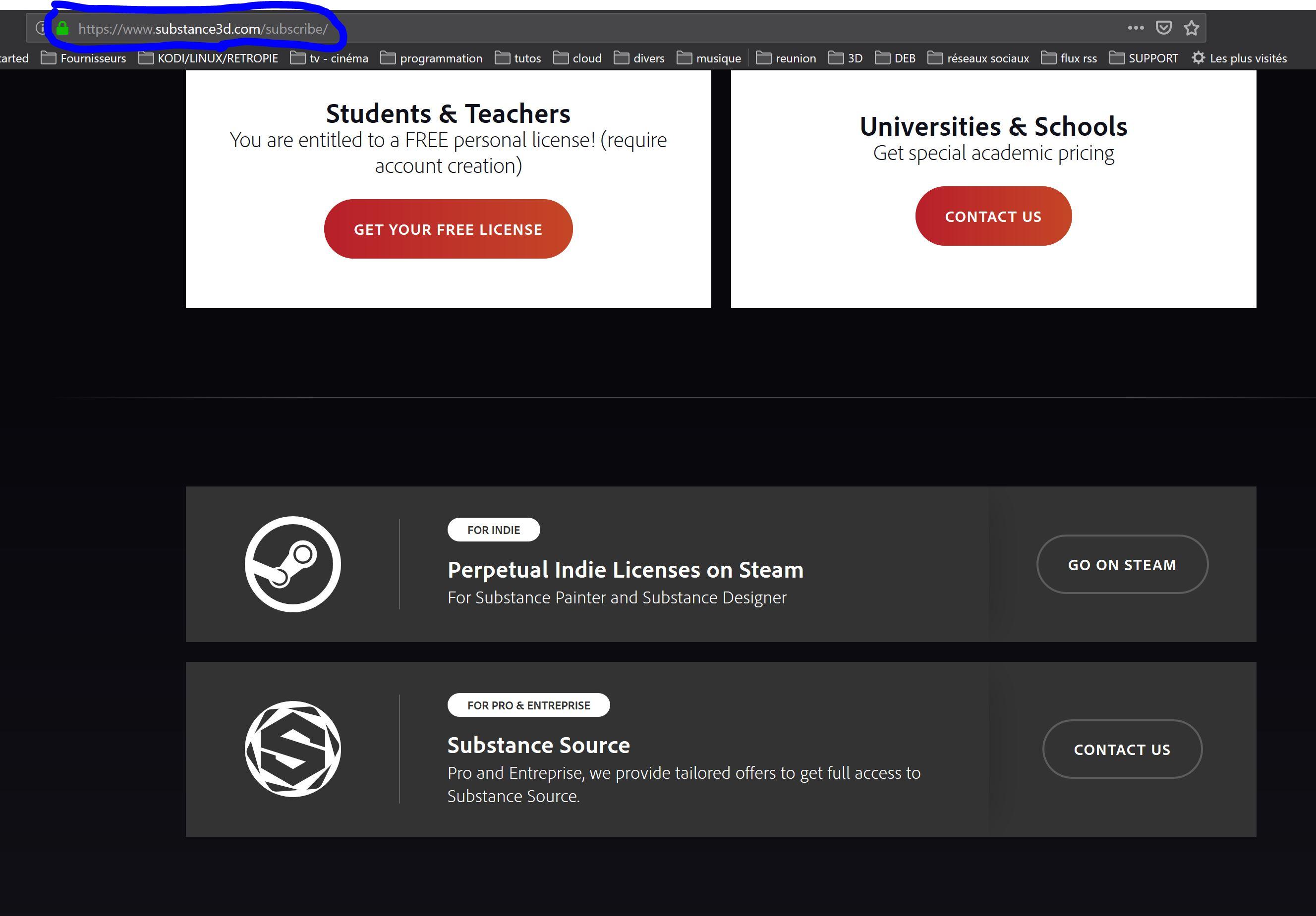 [ AUTRES LOGICIELS ] Adobe a modifié les licences des outils Substance Captu247