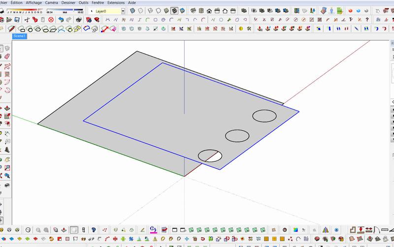 [SKETCHUP - COMPOSANTS DYNAMIQUES]copie de composants dynamiques qui percent une surface Cd12
