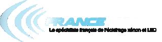 France-Xenon spécialiste de l'éclairage automobile -15% de remise  Logo_f11