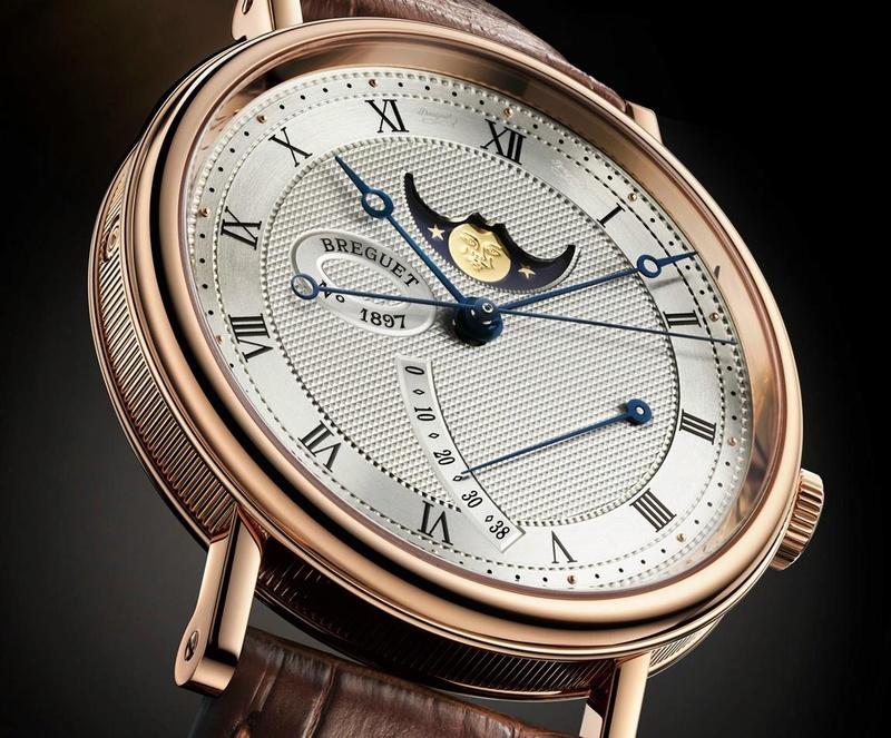 vacheron - Pour vous, quelle montre est le summum des montres ? - Page 9 Bregue10