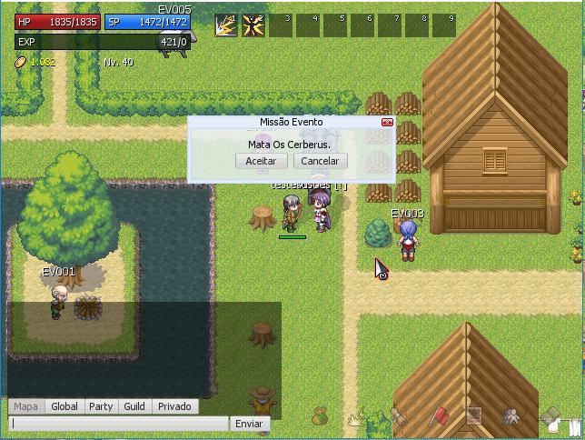 Alguém me ajudar como criar Quest no NetPlay Master 4.9.1 Missao10
