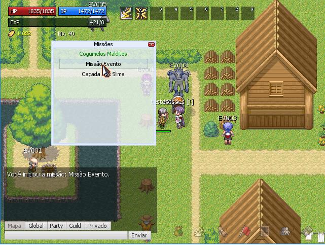 Alguém me ajudar como criar Quest no NetPlay Master 4.9.1 Missao11