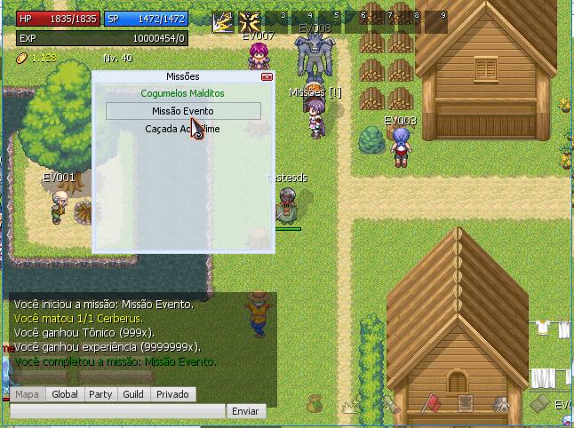 Alguém me ajudar como criar Quest no NetPlay Master 4.9.1 Missao12