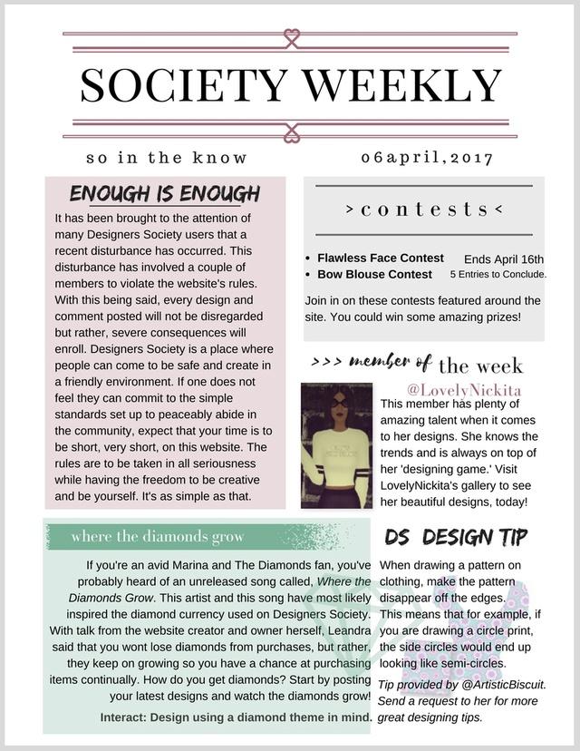 Society Weekly: Interact The_ne18