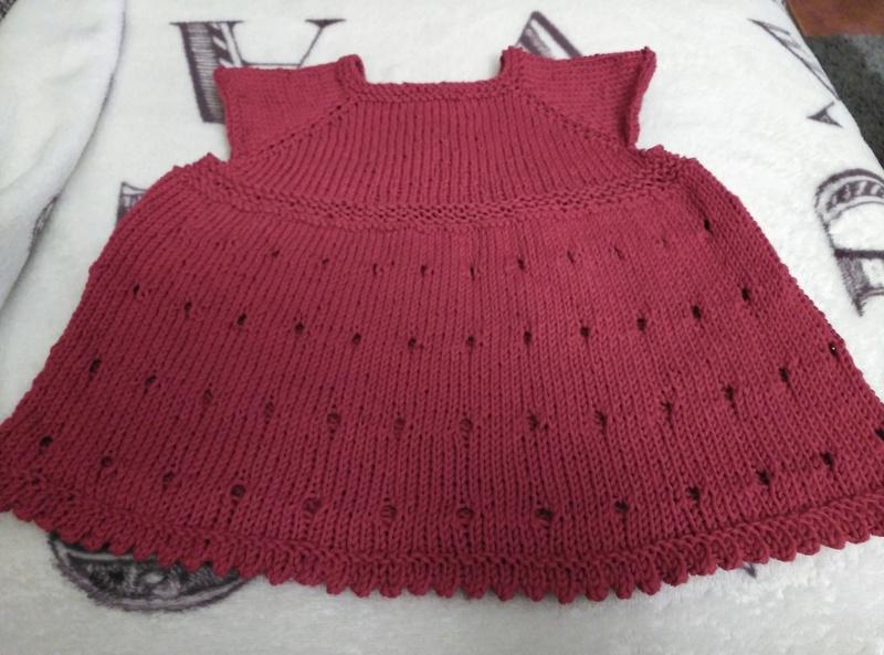 bebe - Vestido bebe calado  Img_2010