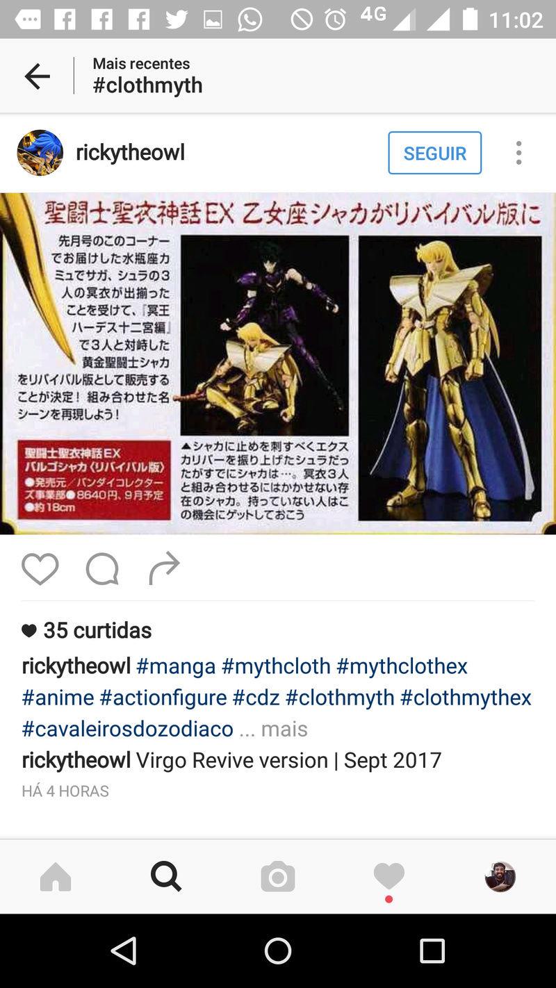 [Comentários] Relançamentos Cavaleiros de Ouro EX Screen13