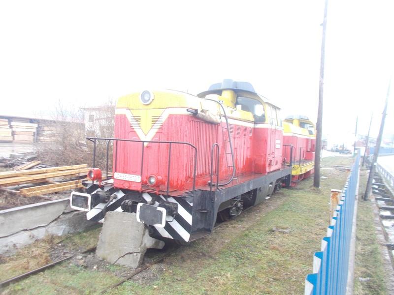 Locomotive clasa 85 (LDH 70) - Pagina 20 Dscn2250