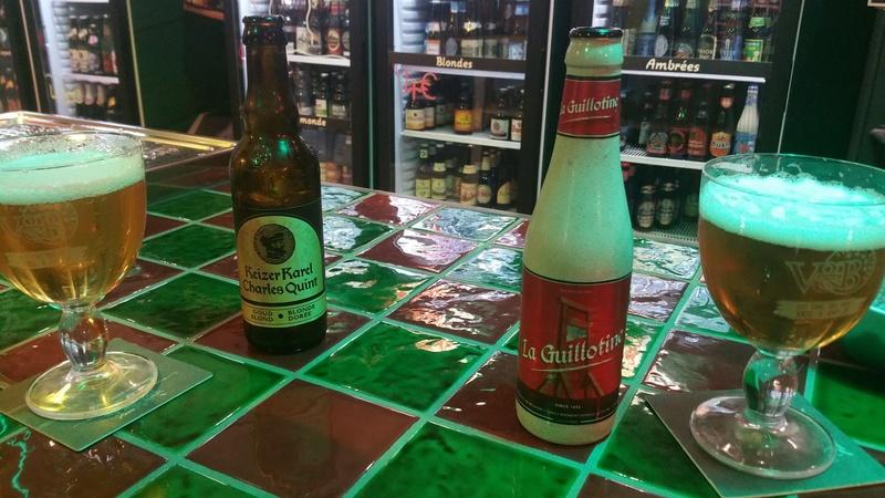 Le bar à bières chez Beard of' ! Biyres10