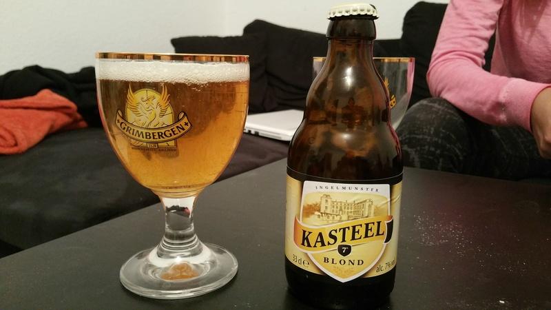 Le bar à bières chez Beard of' ! Kastee10