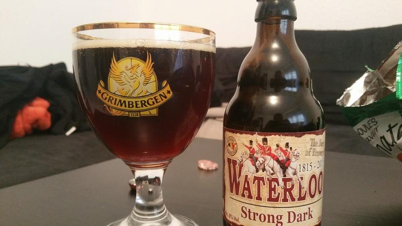 Le bar à bières chez Beard of' ! Waterl10