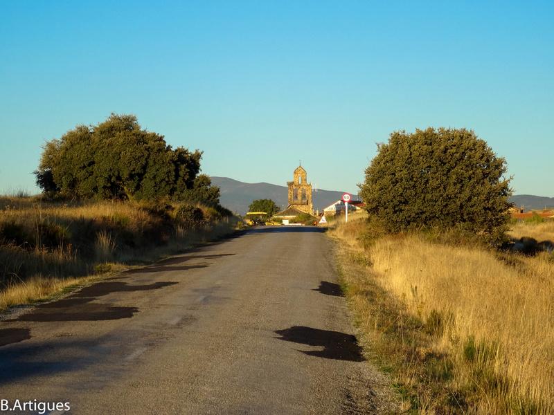 octubre - León - Santiago Octubre 2016 Camino25