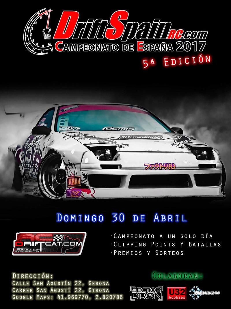 DriftSpainRC - V Campeonato Nacional - 30 de Abril - Gerona Whatsa10