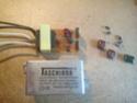 Трансформатор электронный Taschibra 230/12В 60Вт для галогенных ламп. Перестал работать. Dsc_0611