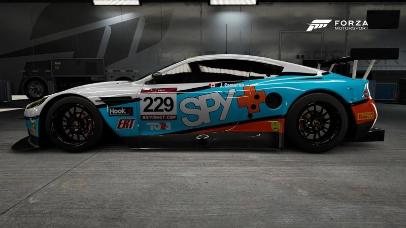 British GT eSports Championship: Media Livery10