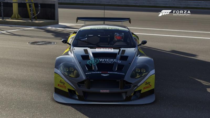 British GT eSports Championship: Media Spydbr11