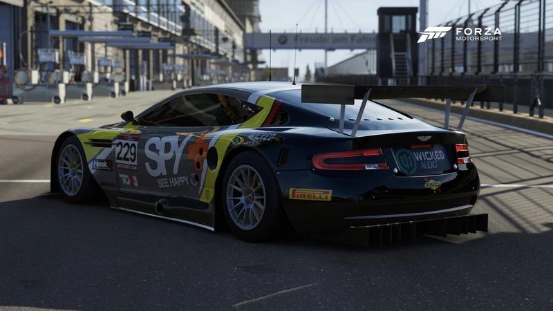 British GT eSports Championship: Media Spydbr12